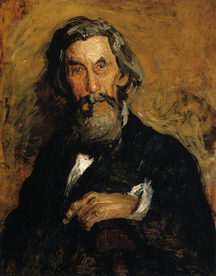 Thomas Eakins - Portrait of William H. MacDowell