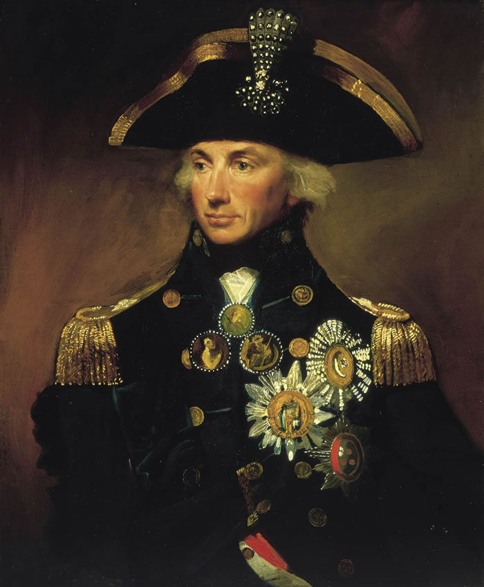 Lemuel Francis Abbott - Rear-Admiral Sir Horatio Nelson