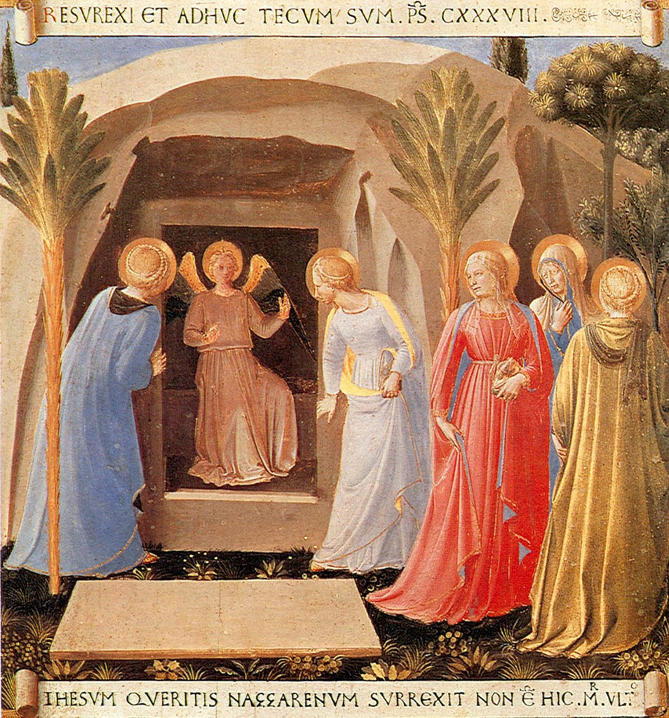 Fra Angelico - Resurrection