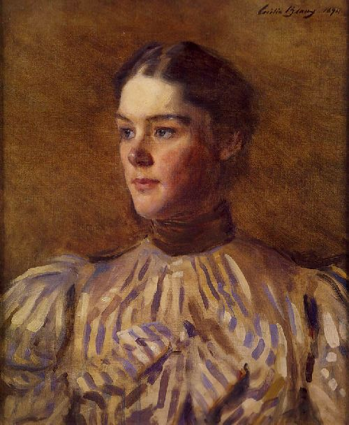 Cecilia Beaux - Self Portrait