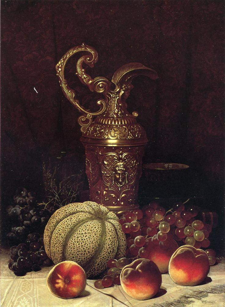 William Mason Brown - Still Life
