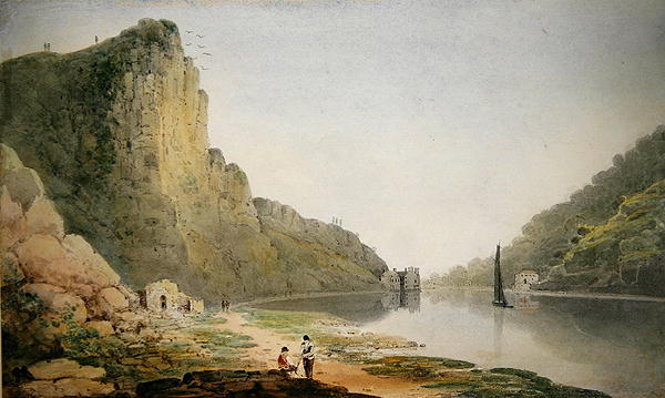 Francis Danby - The Avon Gorge