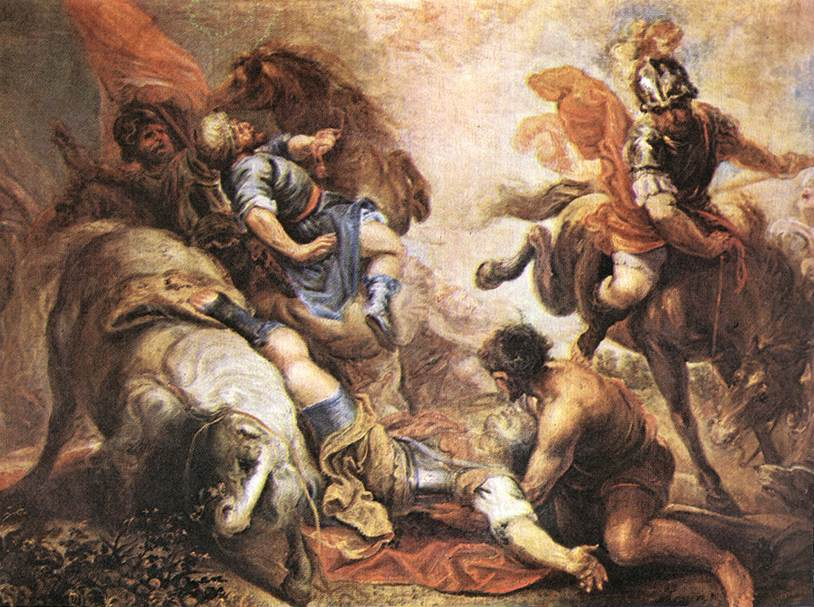 Juan Antonio Escalant - The Conversion of St Paul