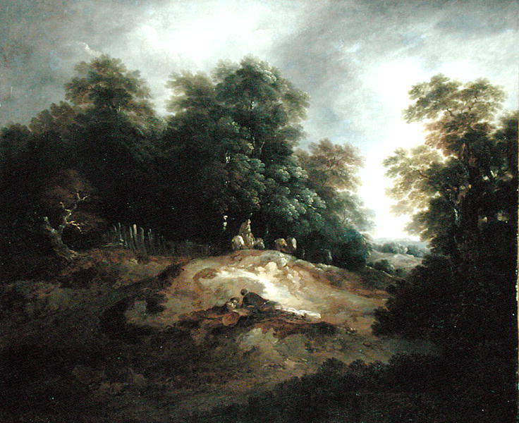of Bath Thomas Barker - The Edge of the Common