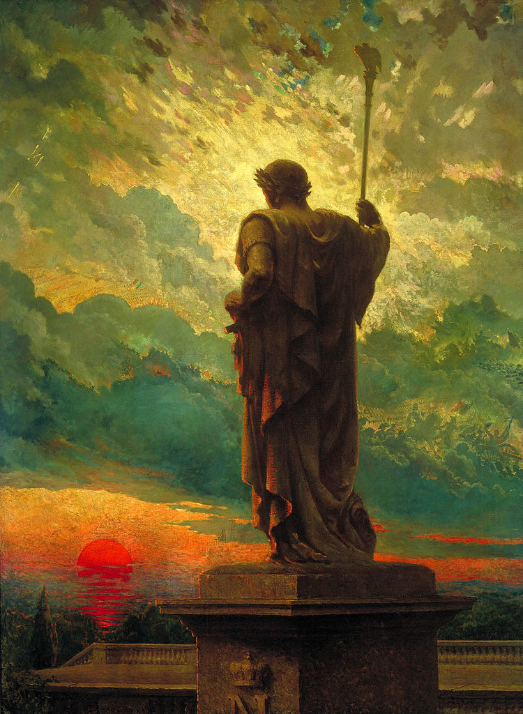 Carroll Beckwith - The Emperor