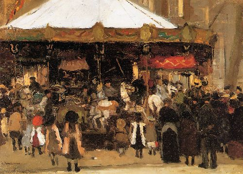 Floris Arntzenius - The Fair