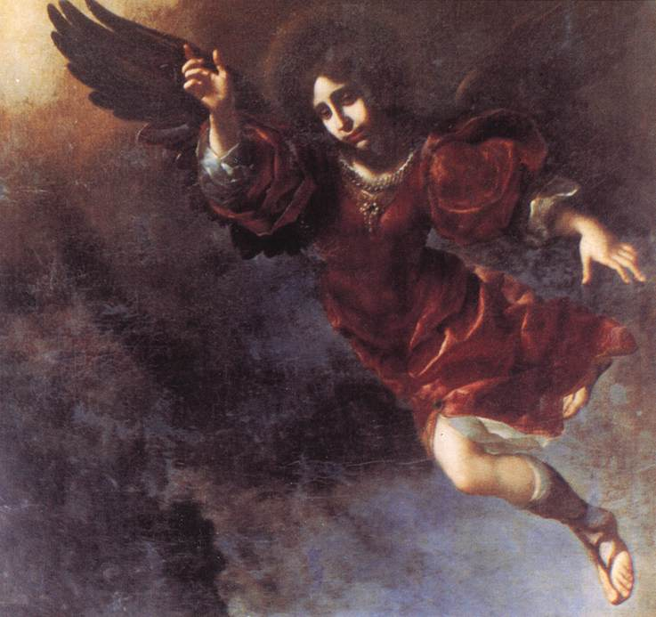 Carlo Dolci - The Guardian Angel