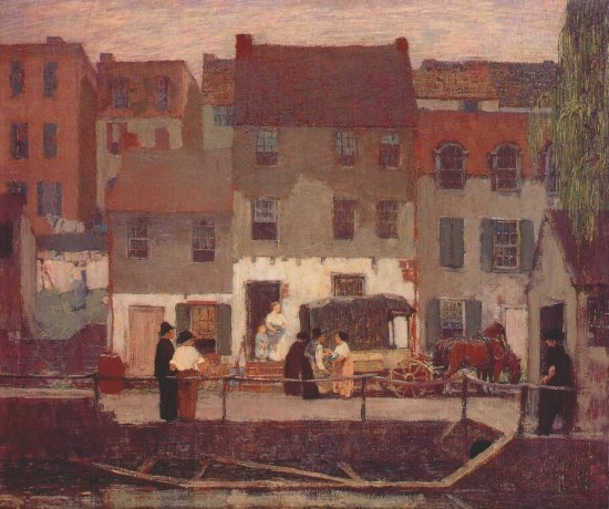Robert Spencer - The Huckster Cart
