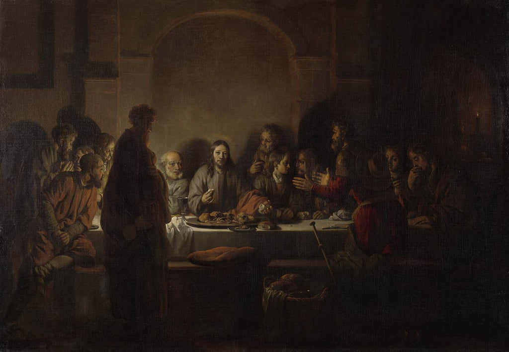 Gerbrand van Den Eeckhout - The Last Supper