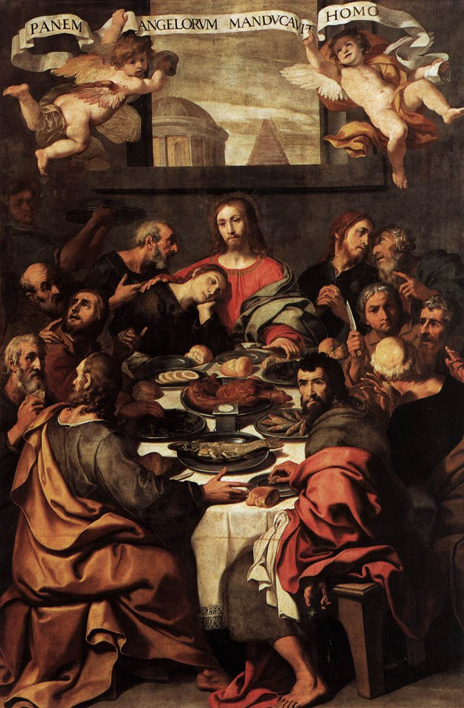 Daniele Crespi - The Last Supper