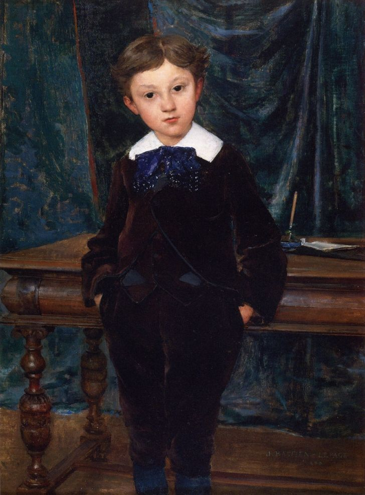 Lepage Jules Bastien - The Little Lord