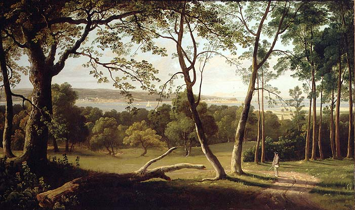 Francis Danby - The Powderham Estate Devon