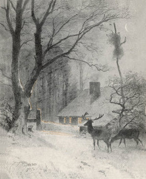 Carl Fredrik Aagard - The Wild Deer