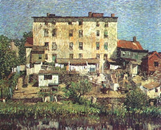 Robert Spencer - White Tenements