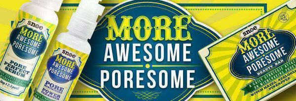 More Awesome Poresome