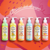 Bath & Body - 5-in-1 Body Jelly In COTTON CANDY