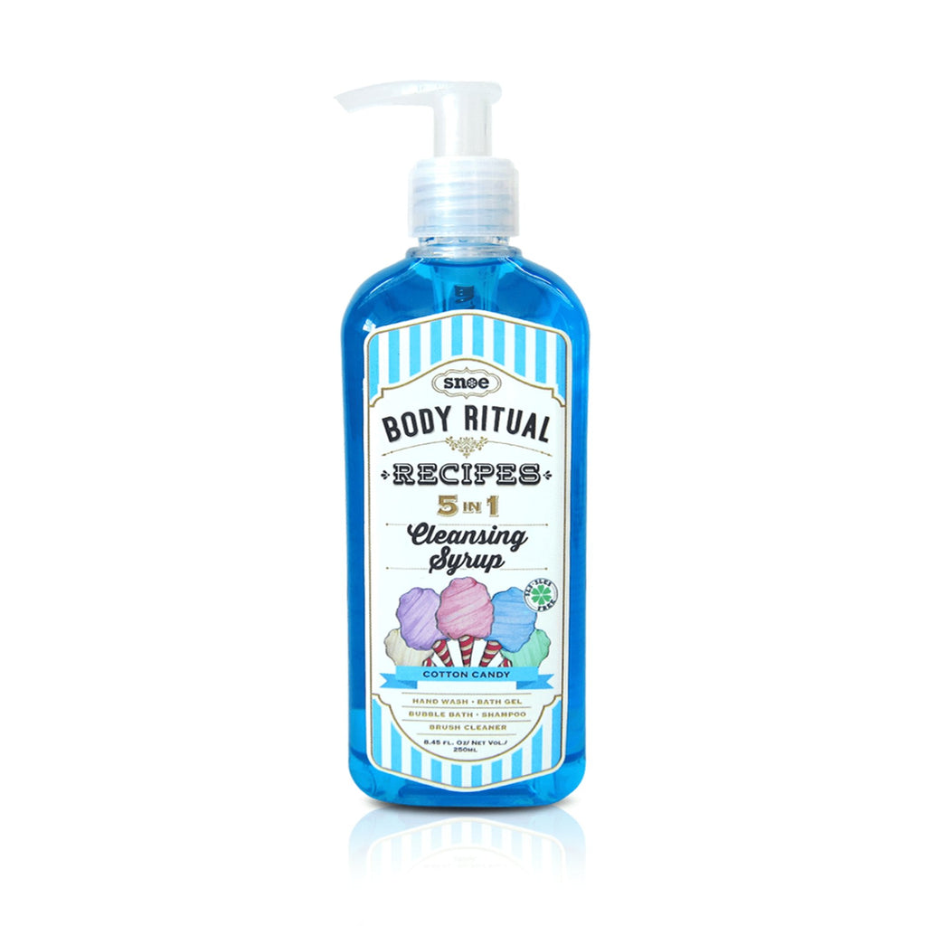 Bath & Body - 5-in-1 Cleansing Syrup In COTTON CANDY