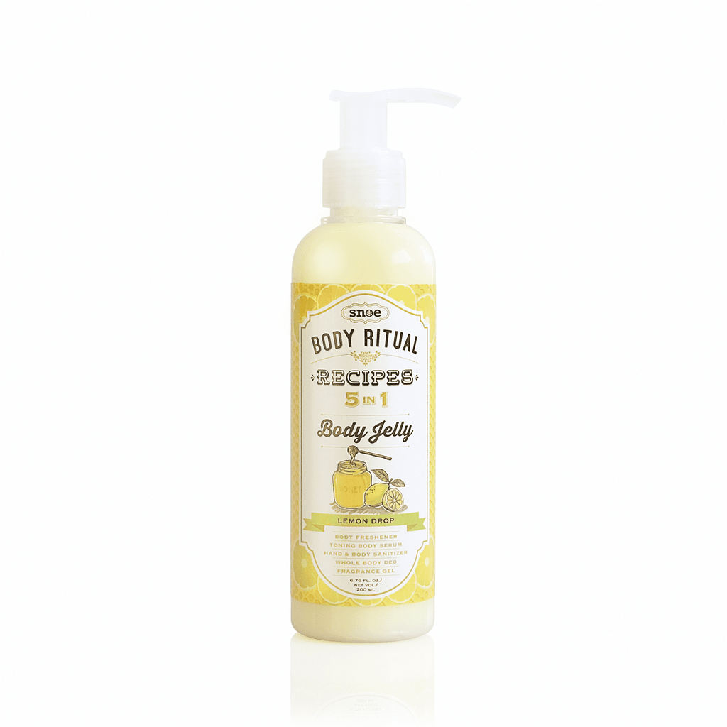Bath & Body - 5-in-1 Body Jelly In LEMON DROP