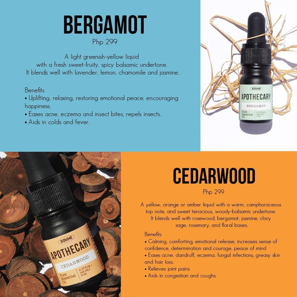 Oil - BERGAMOT Natural Essential Oil