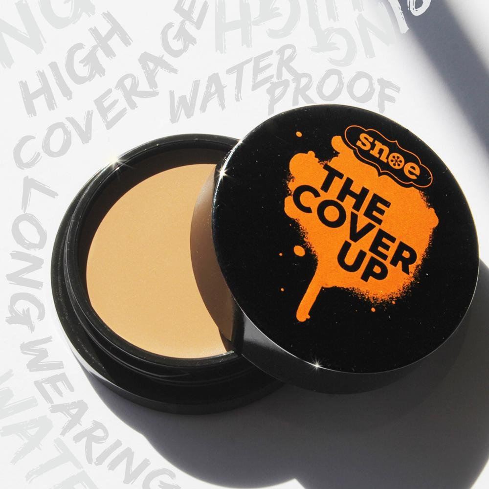 Concealer - Buildable Concealer in WARM HONEY