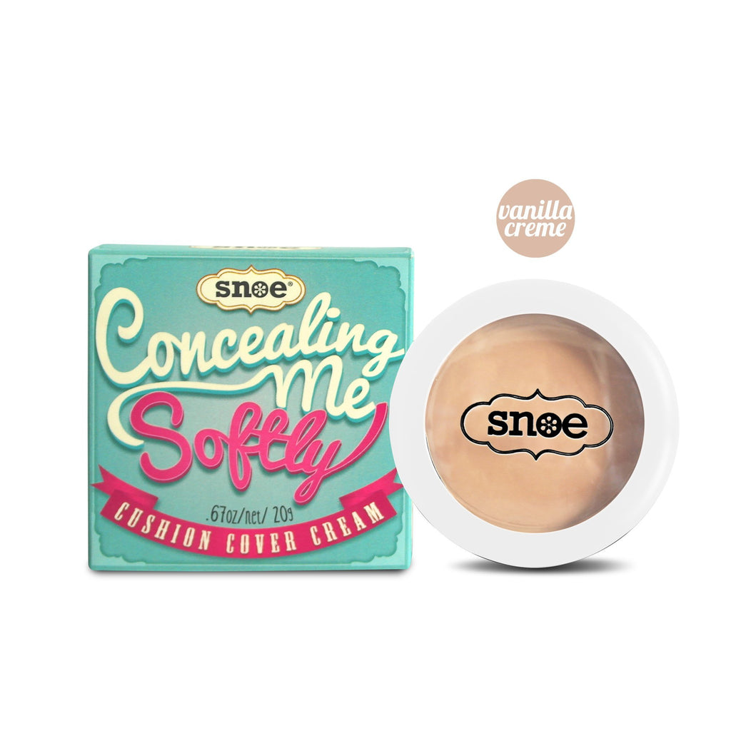 Concealer - Cushion Cover Cream VANILLA CRÈME Concealer