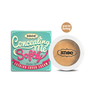 Concealer - Cushion Cover Cream WARM HONEY Concealer