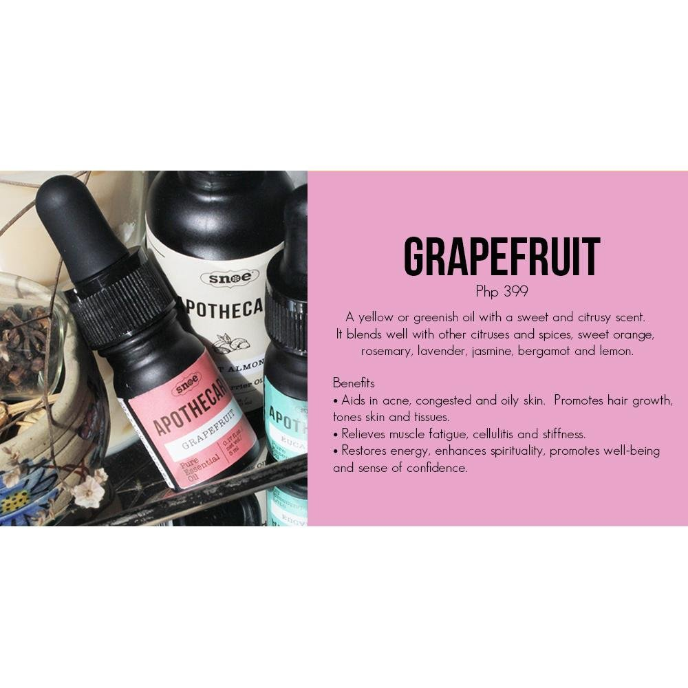 Oil - GRAPEFRUIT Natural Essential Oil