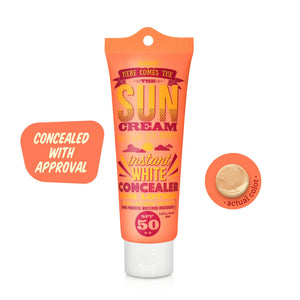 Sunblock - Instant Concealer Sun Face & Body Lotion SPF 50++