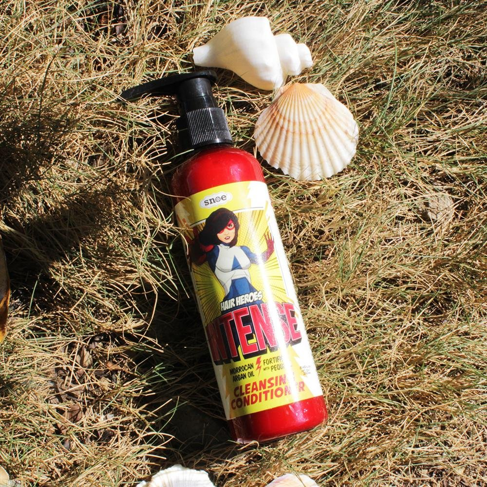 Haircare - Intense Argan with Pequi 5 In 1 Cleansing Conditioner