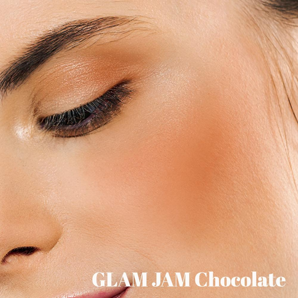 Makeup - Lip and Cheek Plumper Tint in CHOCOLATE