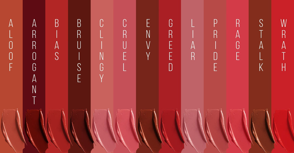 Lipstick - Liquid to Matte Lip Color Liquid Lipstick in CRUEL
