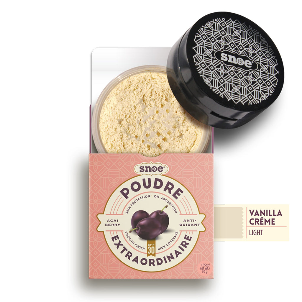 Powder - Loose Powder SPF 30+ in VANILLA CREME