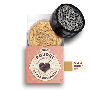Powder - Loose Powder SPF 30+ in WARM HONEY