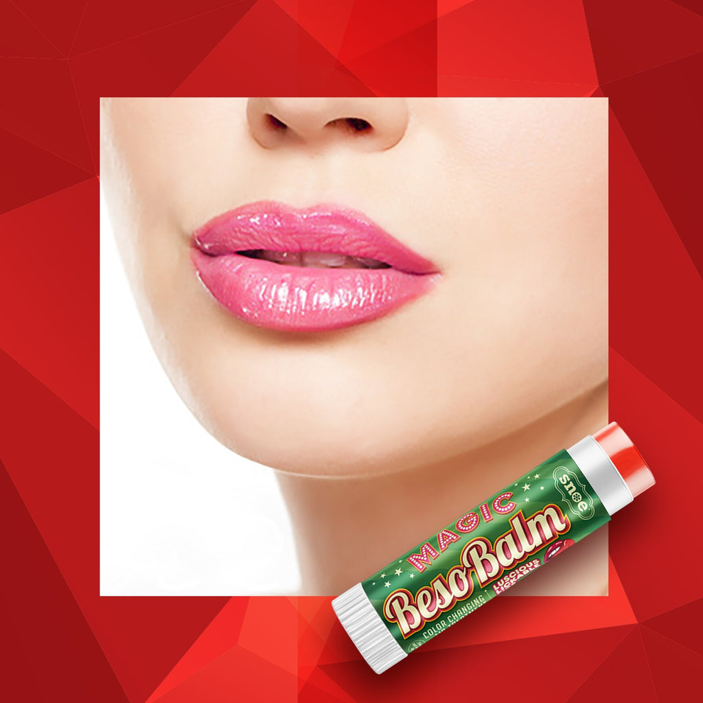 Lip Balm - Magic Color Changing Lip Treatment Lip Balm in WATERMELON