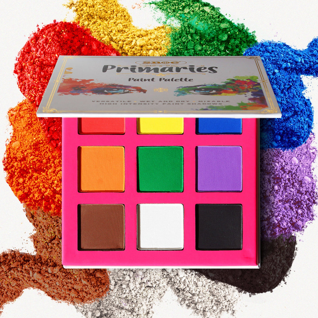 Eyeshadow - Paint Eyeshadow Palette