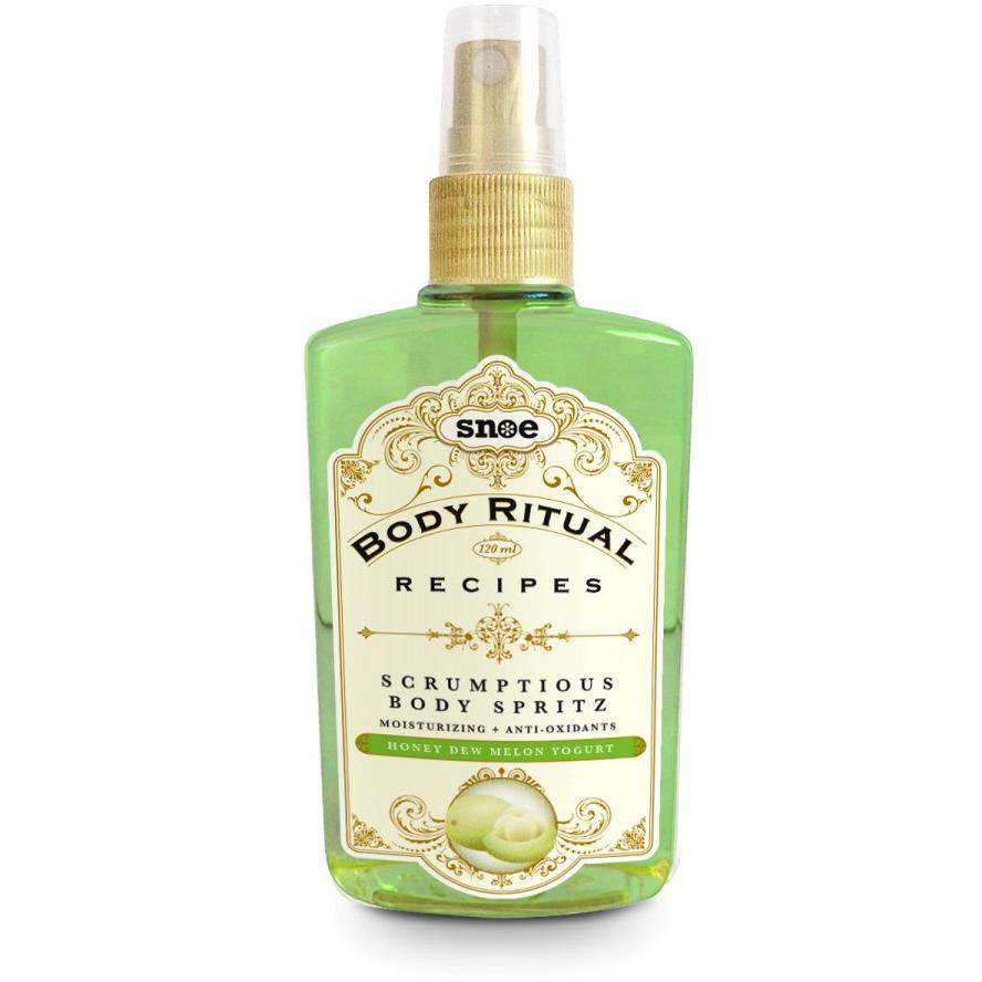 Fragrances - Scrumptious Body Spritz In HONEY DEW MELON YOGURT