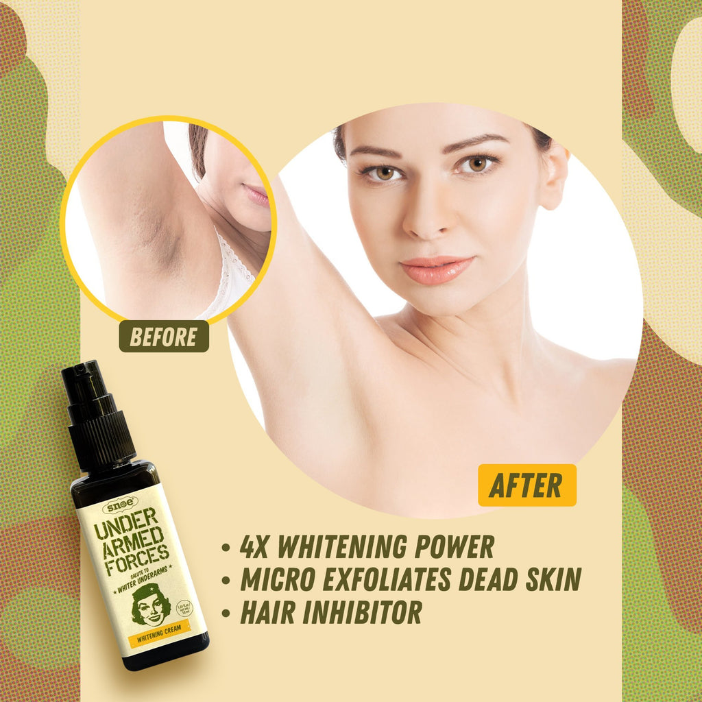Cream - Whitening Underarm Cream