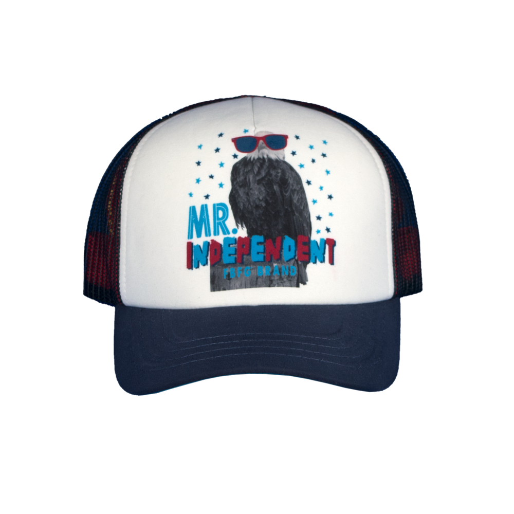 F73084350NV Children's Mr. Independent Hat