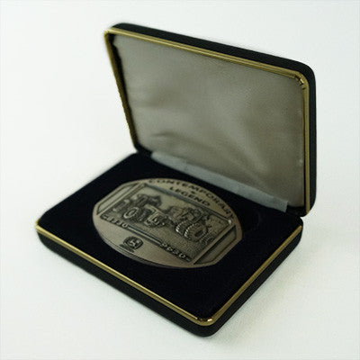 2008 Silver Contemporary Legends Buckle