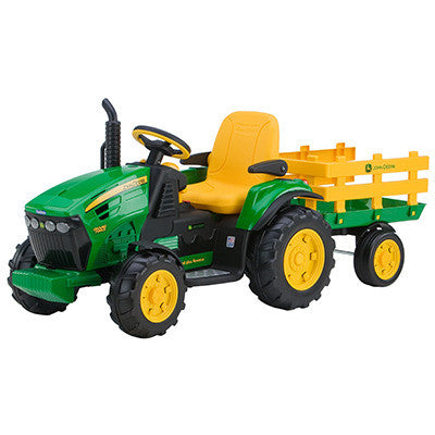 Ground Force Tractor with Trailer