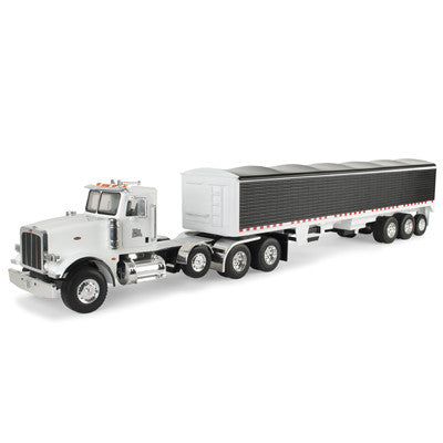 1/16 Big Farm Truck with Grain Trailer