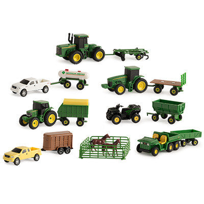 LP64813 1/64 Vehicle Value Set