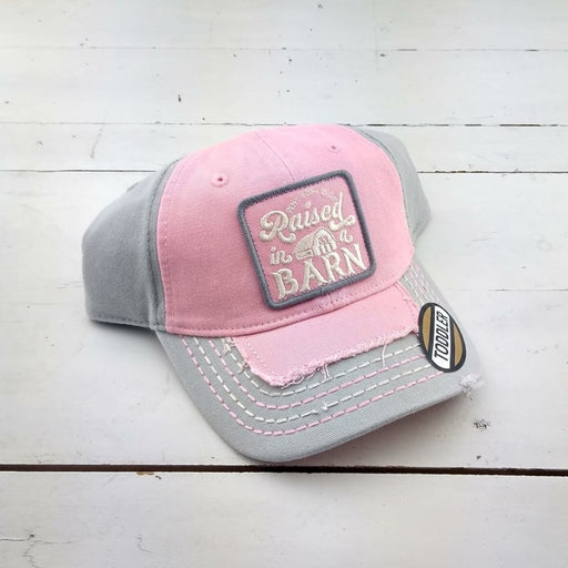 Raised in a Barn Girls Cap