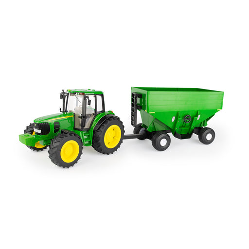 1/16 Big Farm 7430 & Gravity Wagon