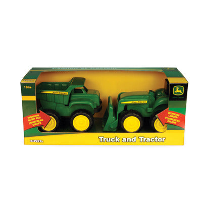 John Deere 6in Sandbox Vehicle Set