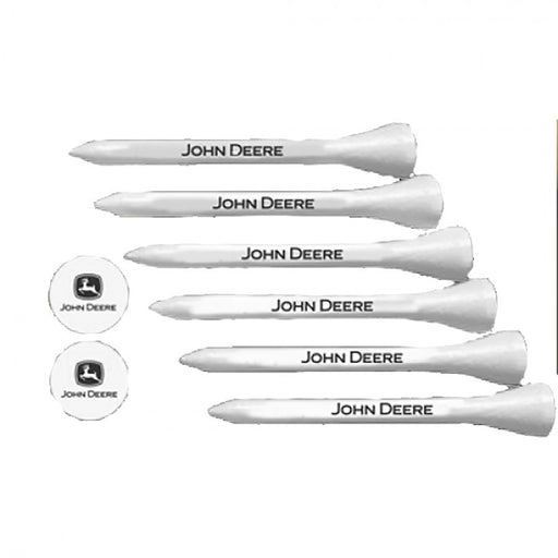 John Deere Golf Tee Set MWU16917