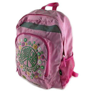 Peace Love Tractors Kids Backpack