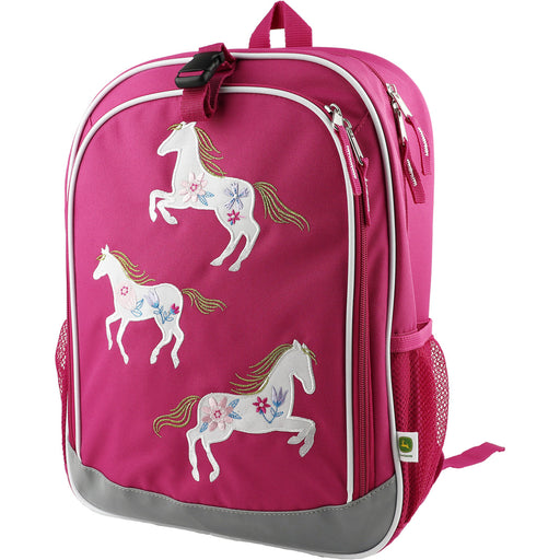 Pink Horse Backpack