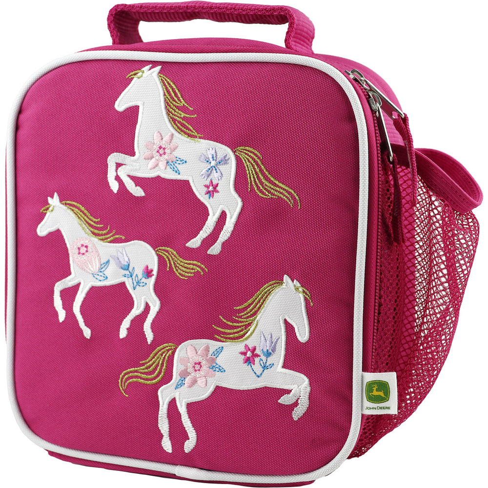 Pink Horse Lunchbox LP74372