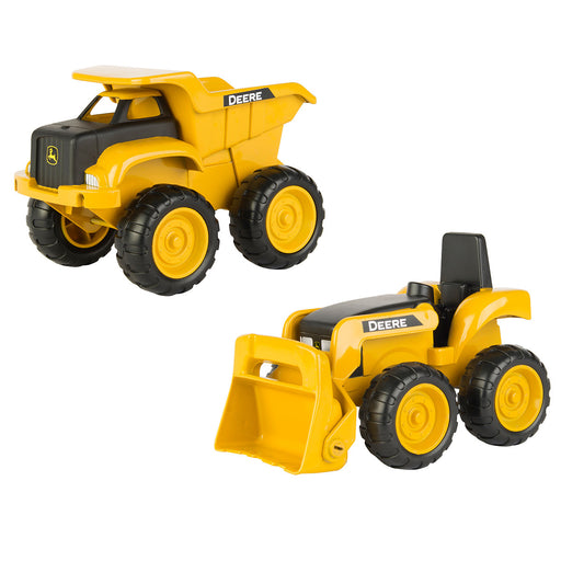 6 in Construction Vehicle 2-pack